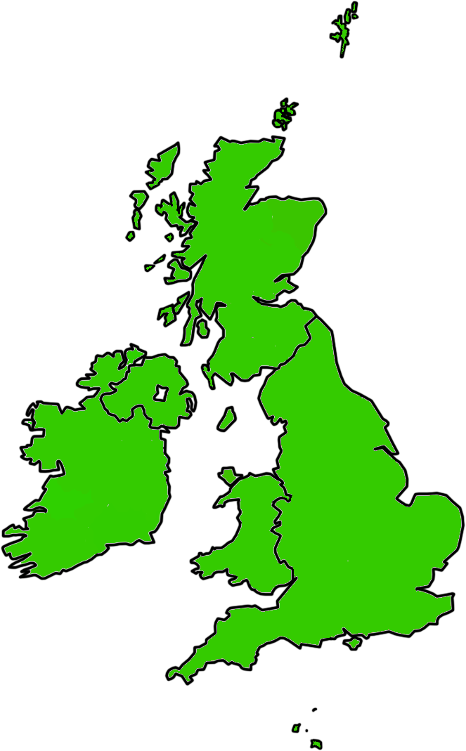 Related Pictures physical map british isles blank