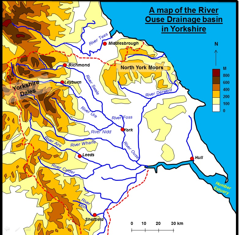 York Flooding – Flood Map York Uk