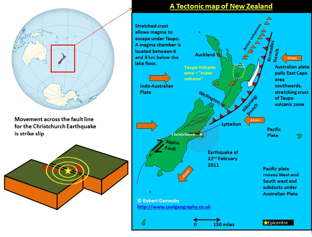 christchurch earthquake case study a2