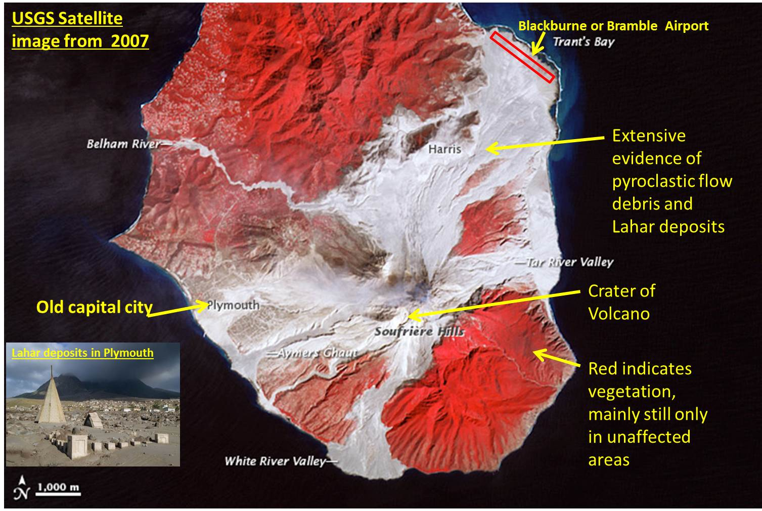 montserrat volcano eruption 1995 essay Volcanic essays - see the list of response to this continuous volcanic activity from july 1995 to july 1999 on montserrat volcanic eruptions.