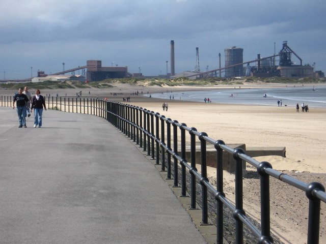 Steel Works Redcar