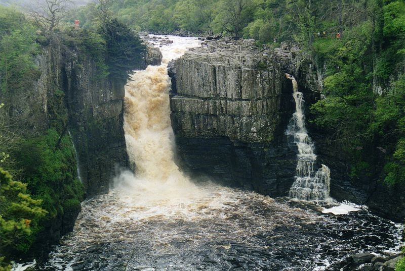 High Force, the River Tees