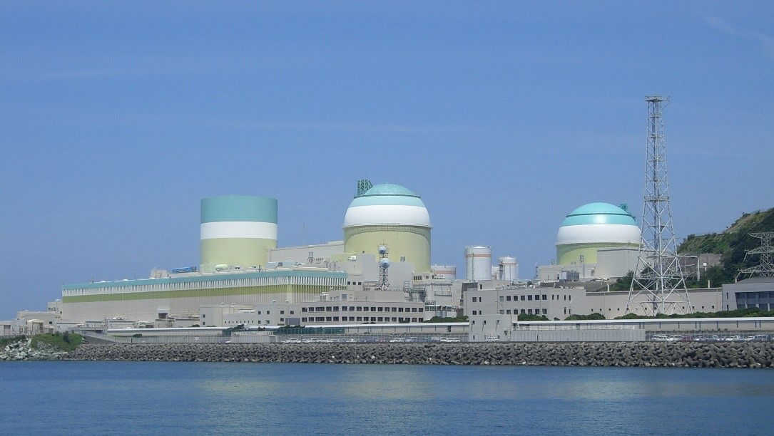 Ikata Nuclear Power Plant, JapanBy ja:User:Newsliner - Own work, CC BY-SA 2.5, https://commons.wikimedia.org/w/index.php?curid=1664310