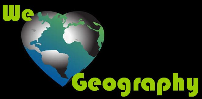 We Love Geography - just admit it!